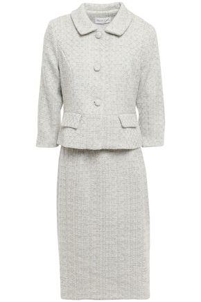 MIKAEL AGHAL Tweed suit