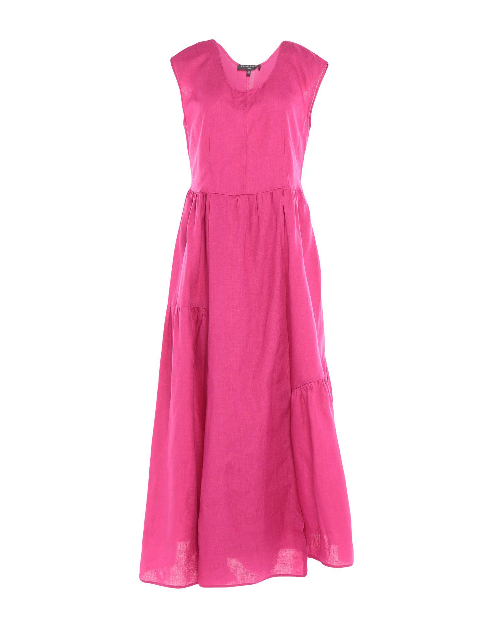 BRIAN DALES Платье длиной 3/4 brian dales юбка длиной 3 4