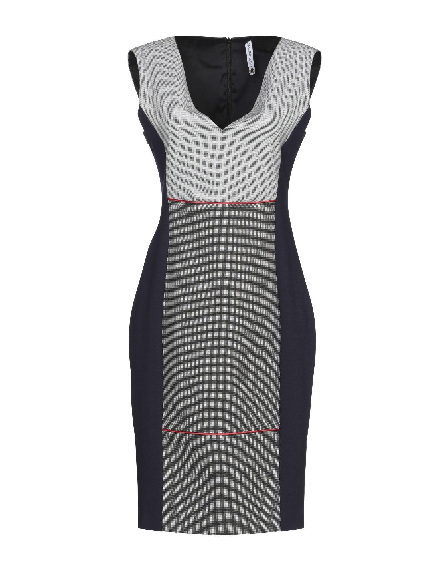 PIANURASTUDIO Короткое платье