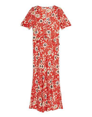 Длинное платье Topshop