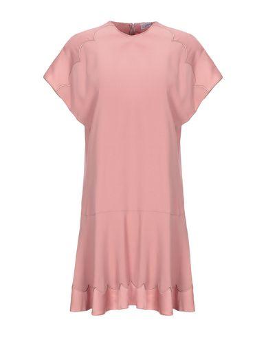 Купить Женское короткое платье  пастельно-розового цвета