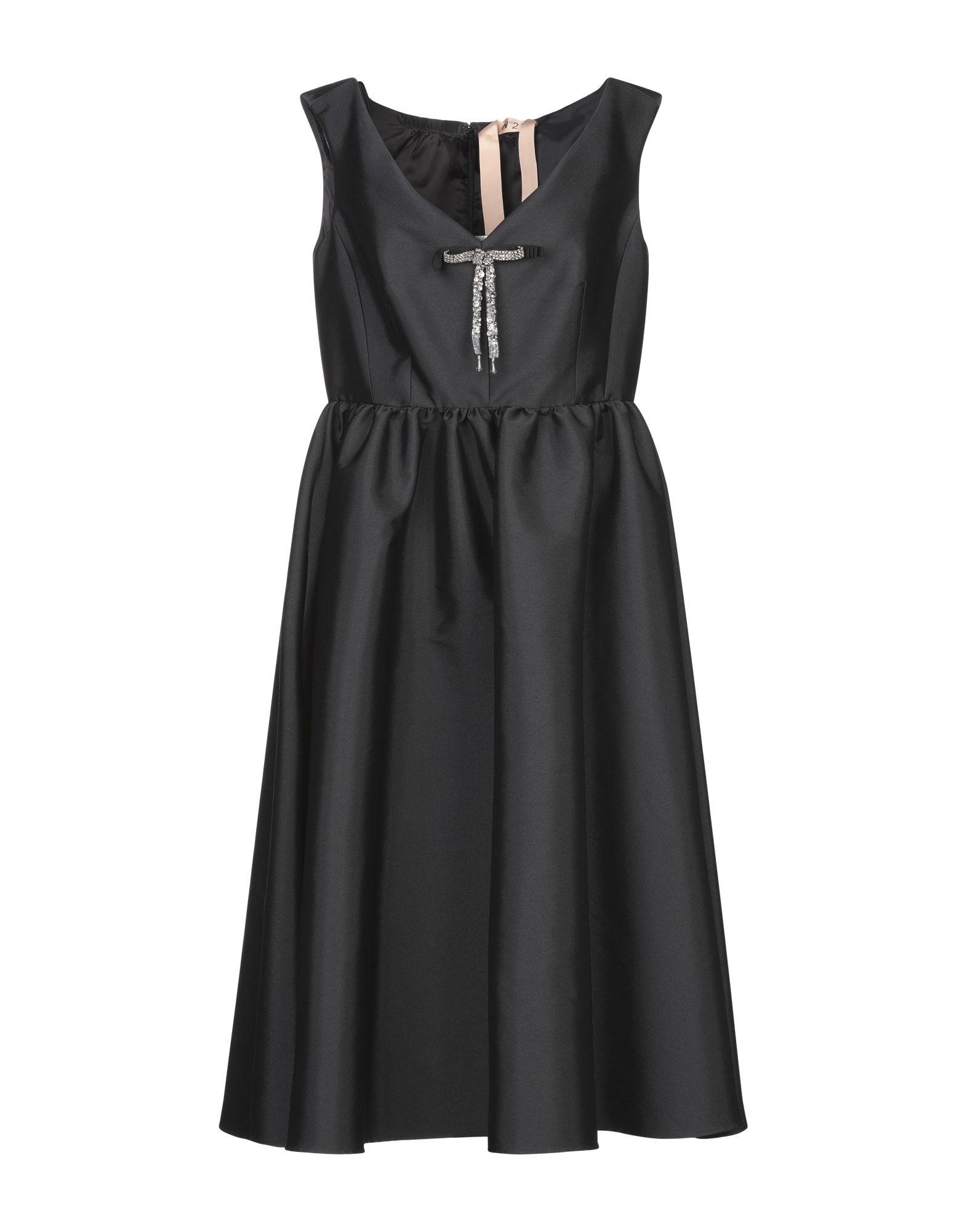 N°21 Платье до колена