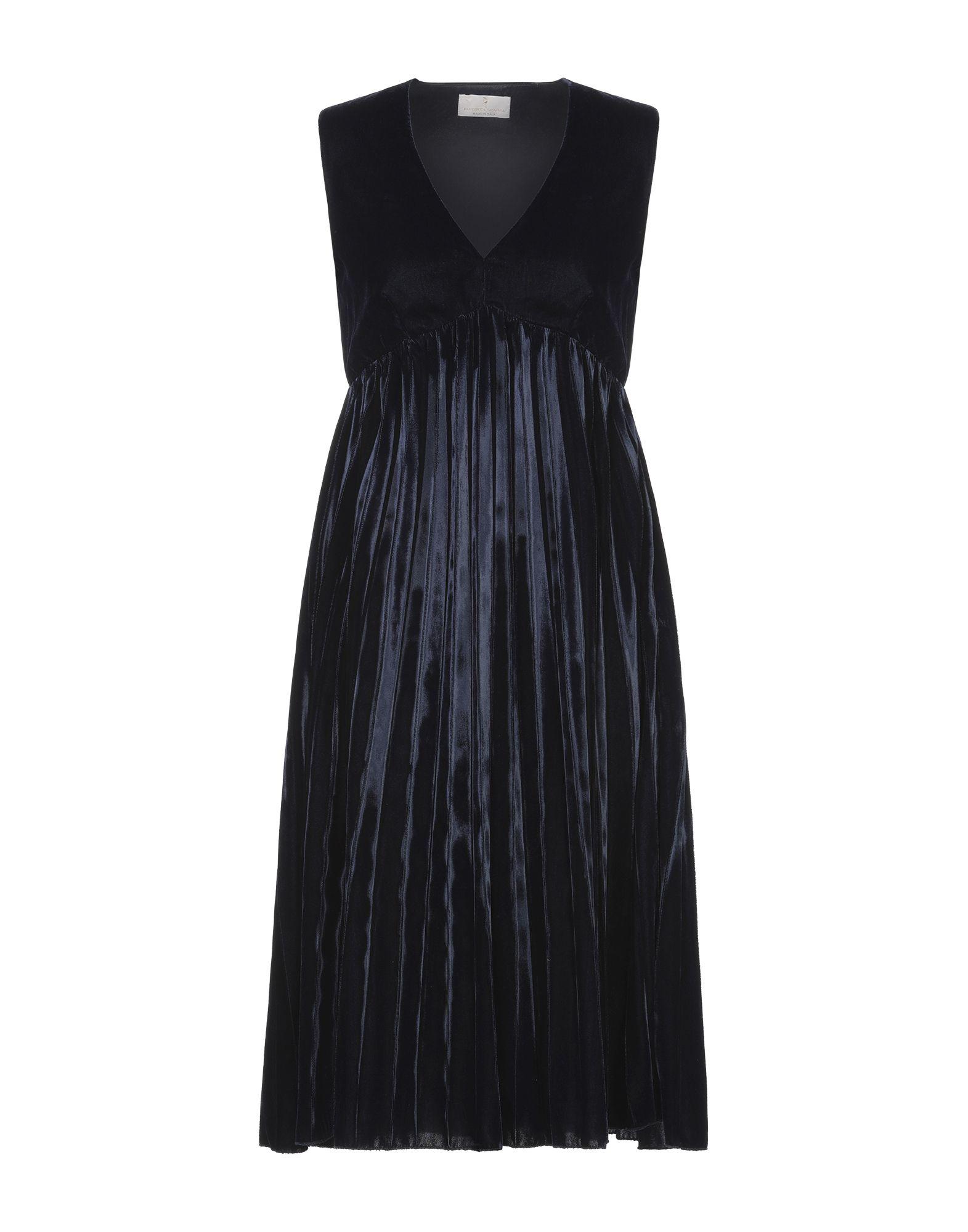 ROBERTA SCARPA Платье до колена недорго, оригинальная цена