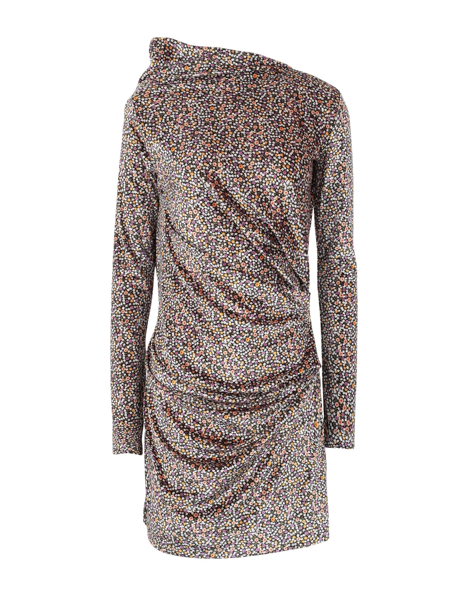 VIVIENNE WESTWOOD ANGLOMANIA Короткое платье платье vivienne westwood anglomania vivienne westwood anglomania vi989ewzzq50