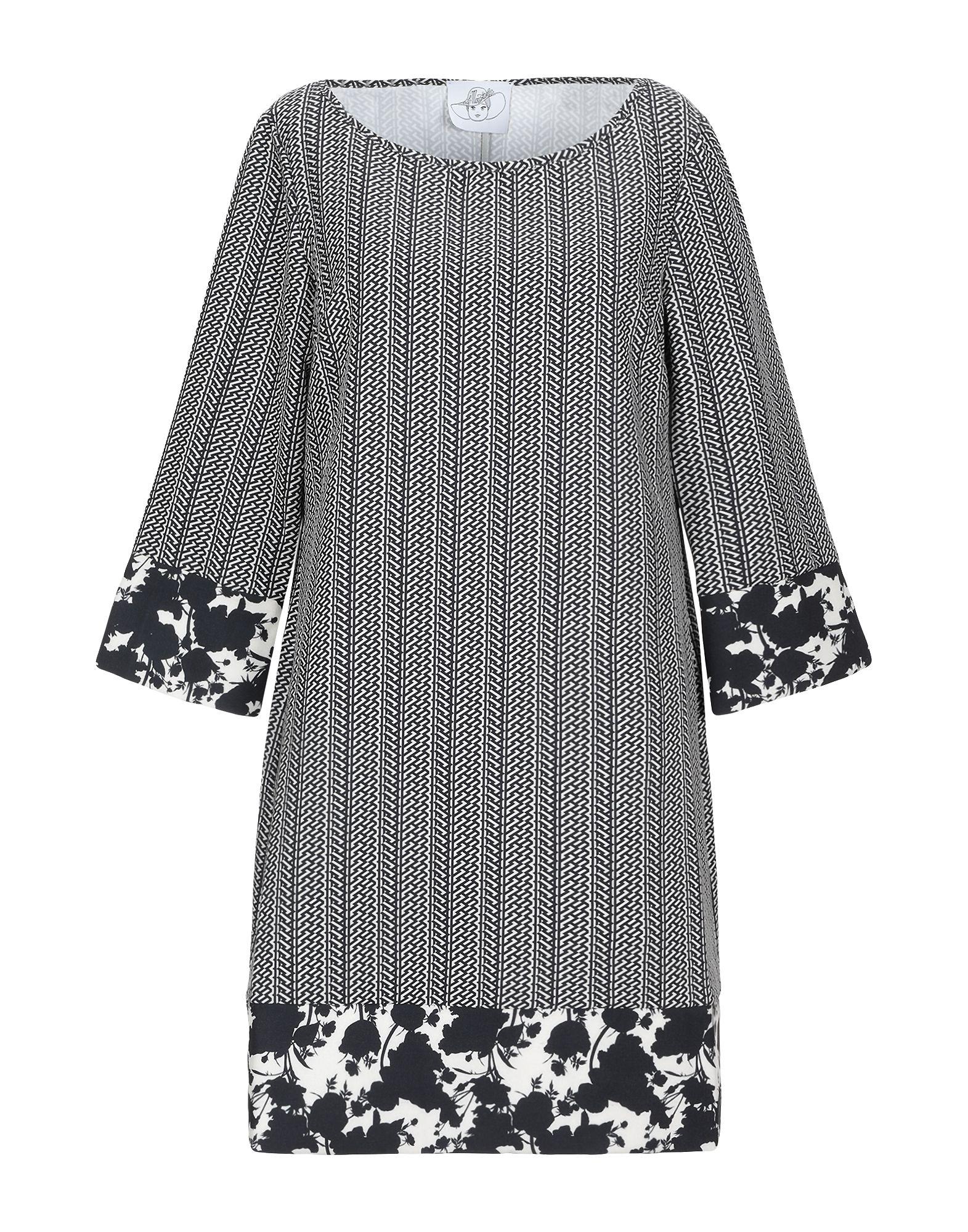 LE MARGOTTINE Короткое платье