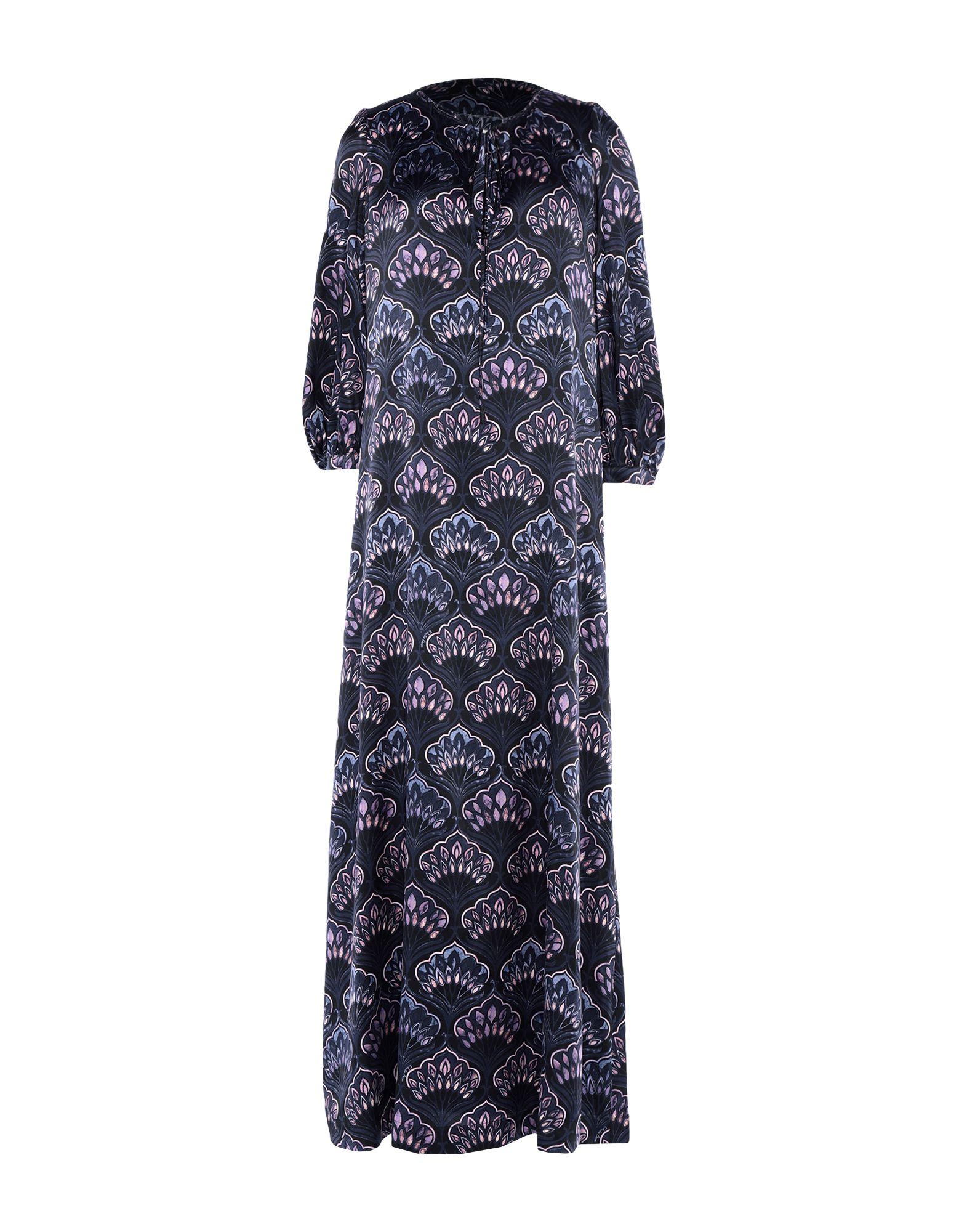 L' AUTRE CHOSE Длинное платье l autre chose платье длиной 3 4