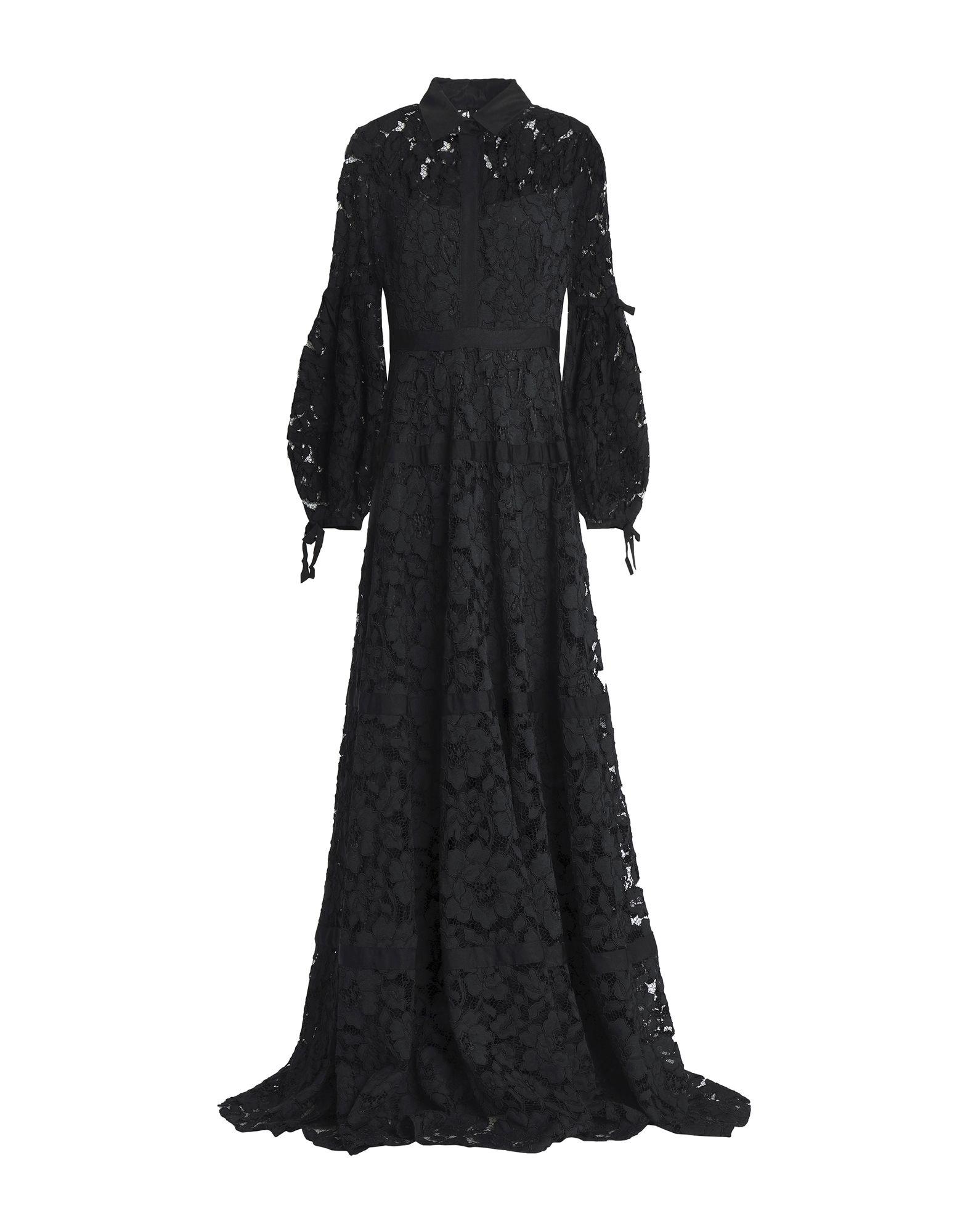 LELA ROSE Длинное платье недорго, оригинальная цена