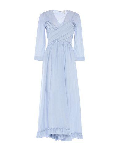 Купить Платье длиной 3/4 от ISA ARFEN лазурного цвета