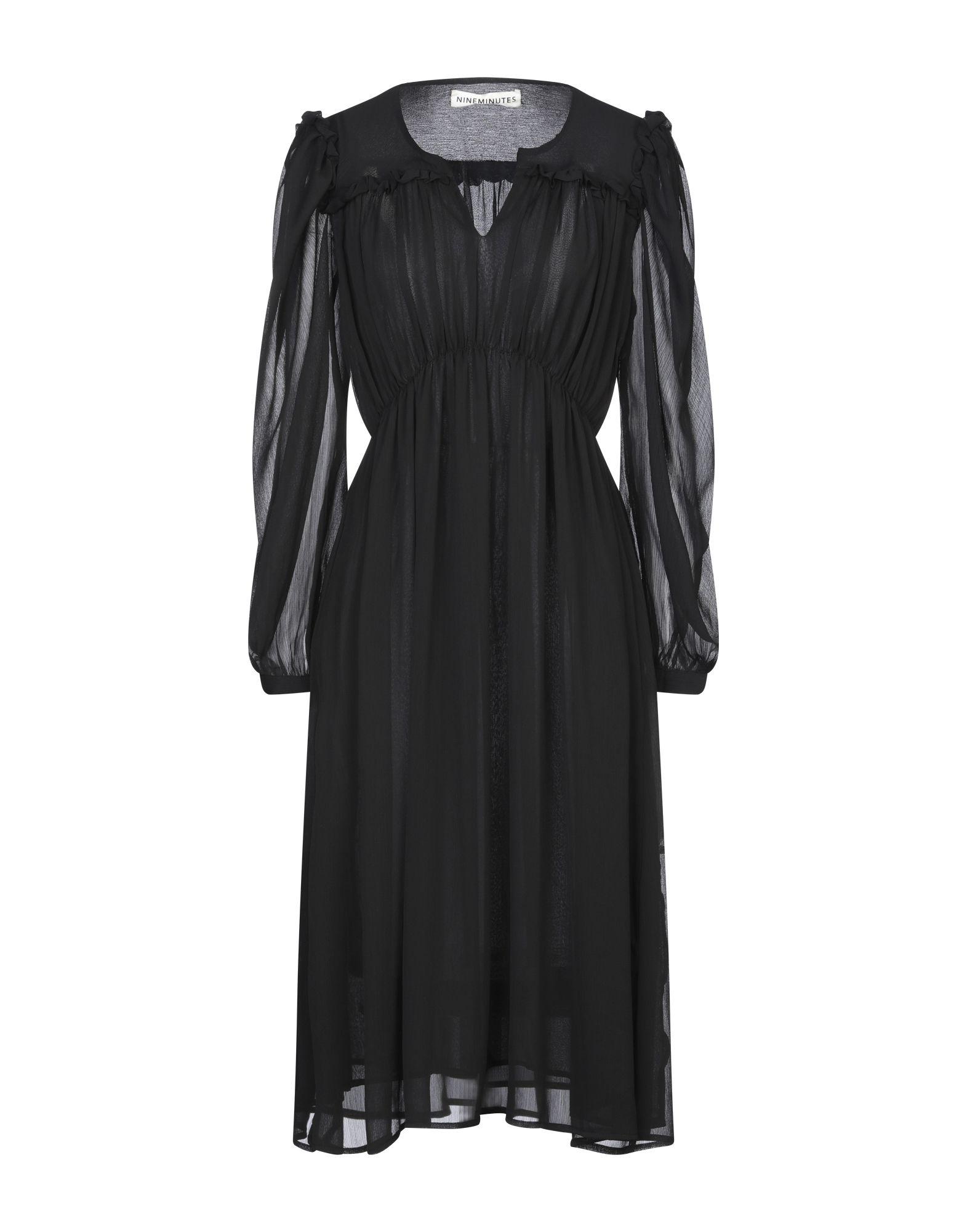 NINEMINUTES Платье длиной 3/4