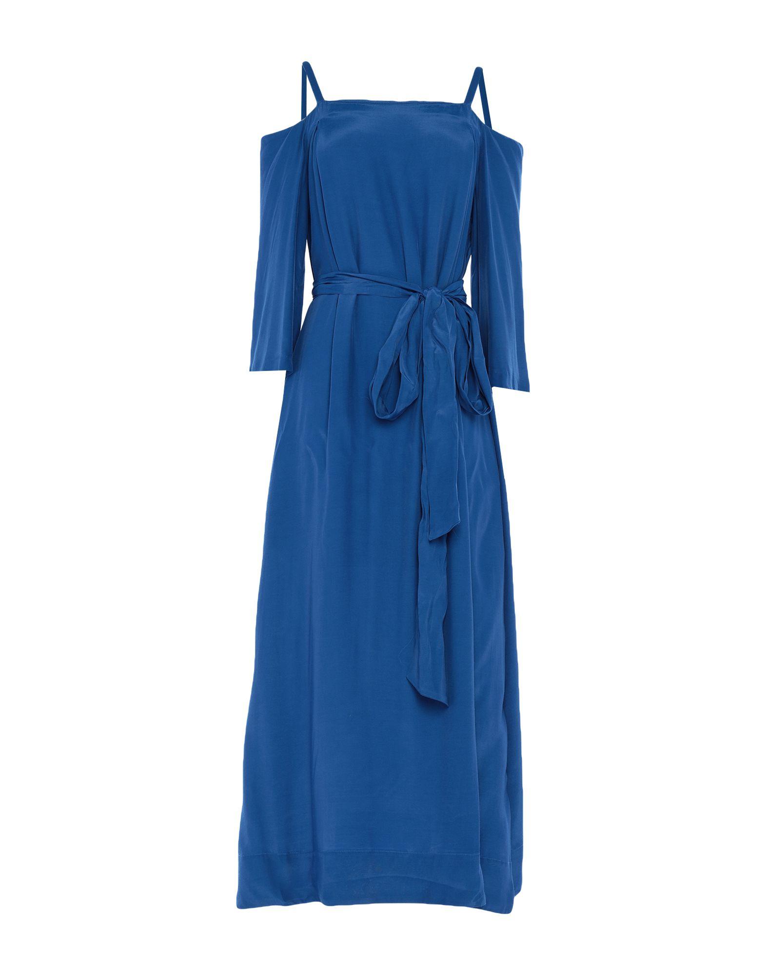 MAISON LAVINIATURRA Длинное платье maison laviniaturra платье до колена