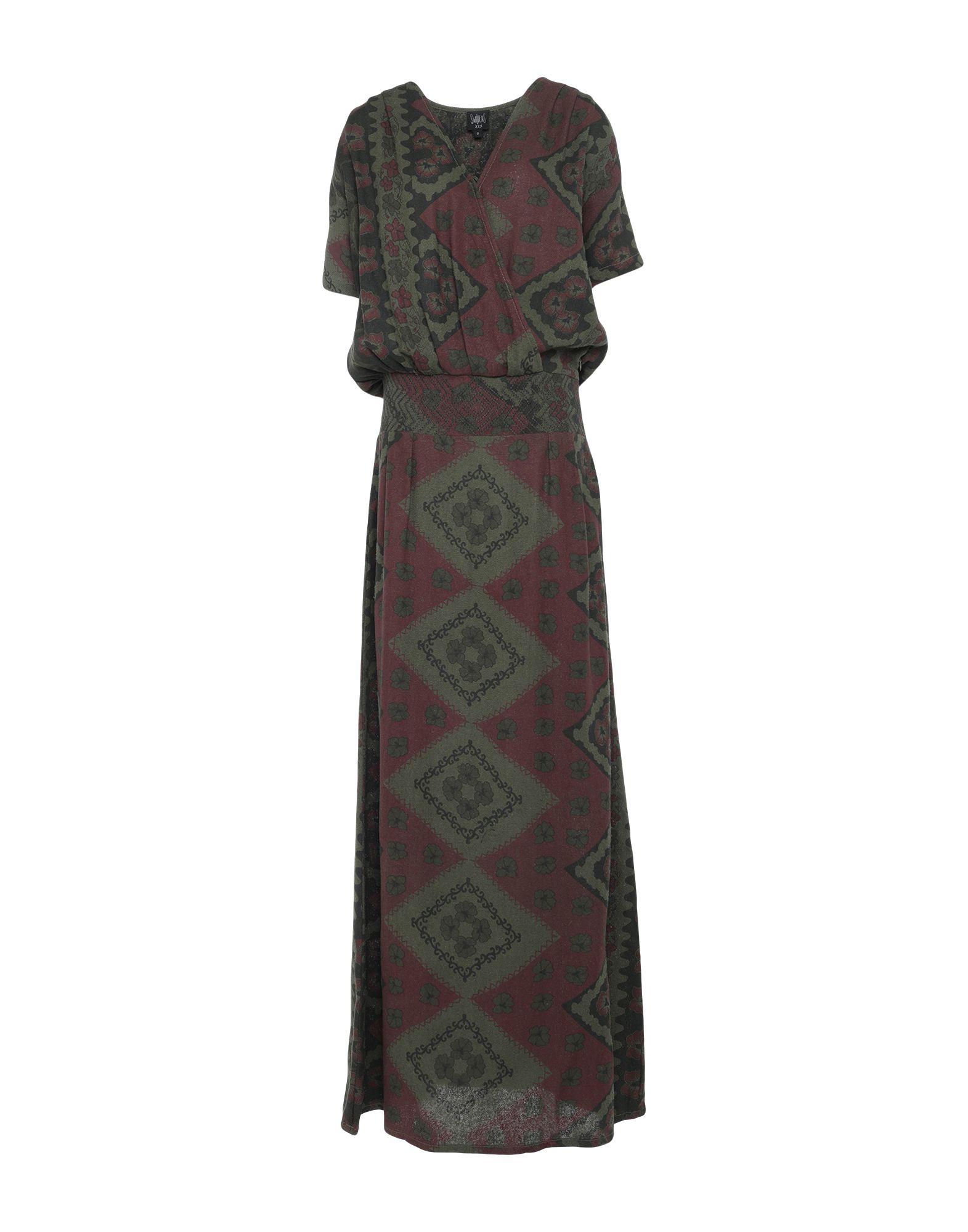 SWILDENS Длинное платье swildens платье до колена page 2