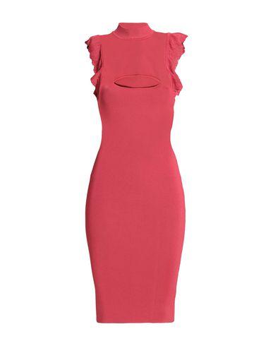 Фото - Женское короткое платье BAILEY 44 пастельно-розового цвета