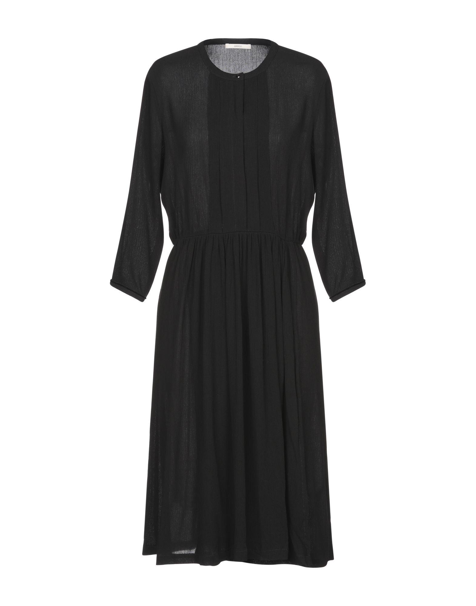 купить SESSUN Платье до колена дешево