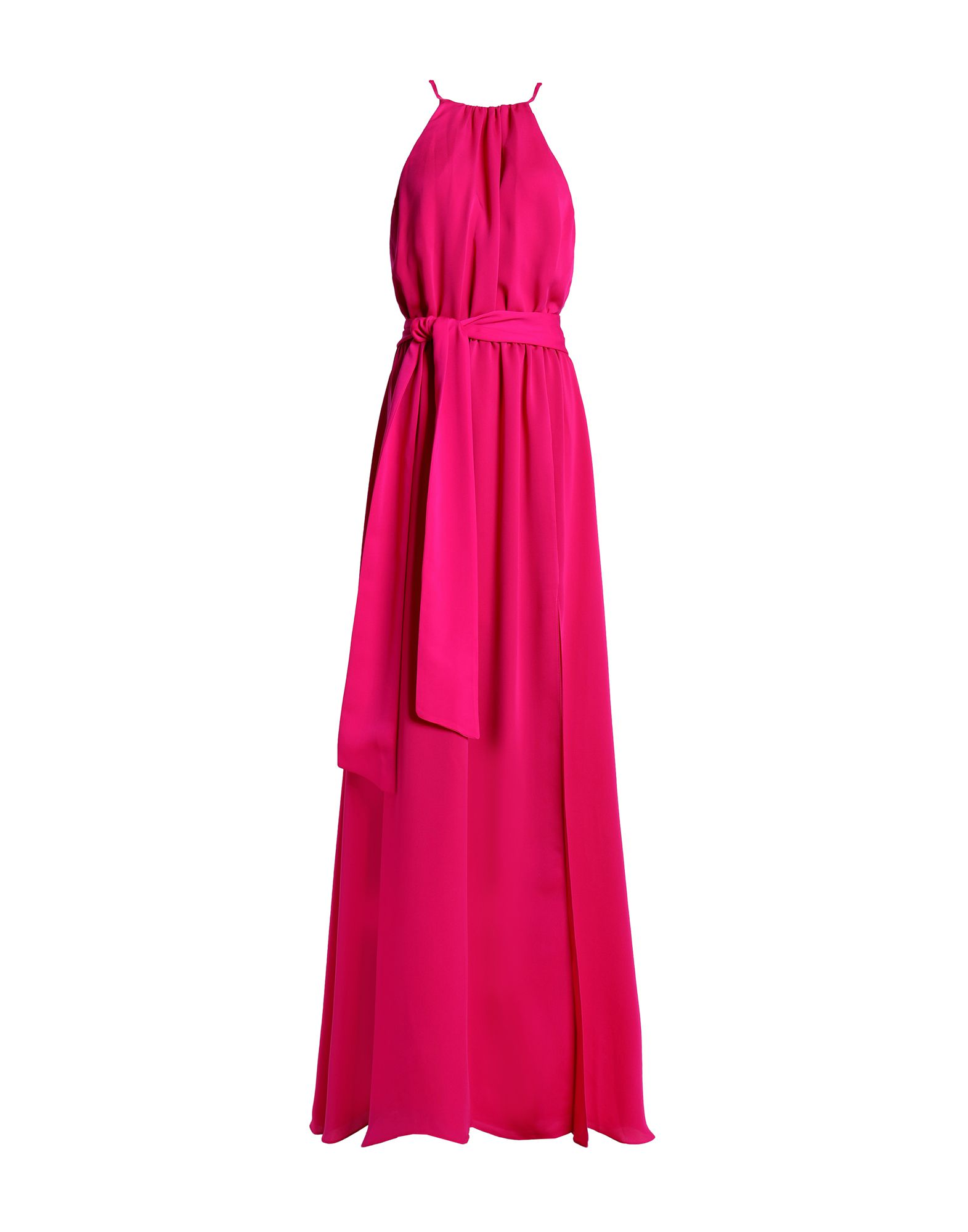 купить HALSTON HERITAGE Длинное платье по цене 19000 рублей