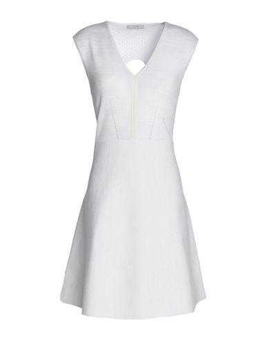 Фото - Женское короткое платье HOUSE OF DAGMAR белого цвета