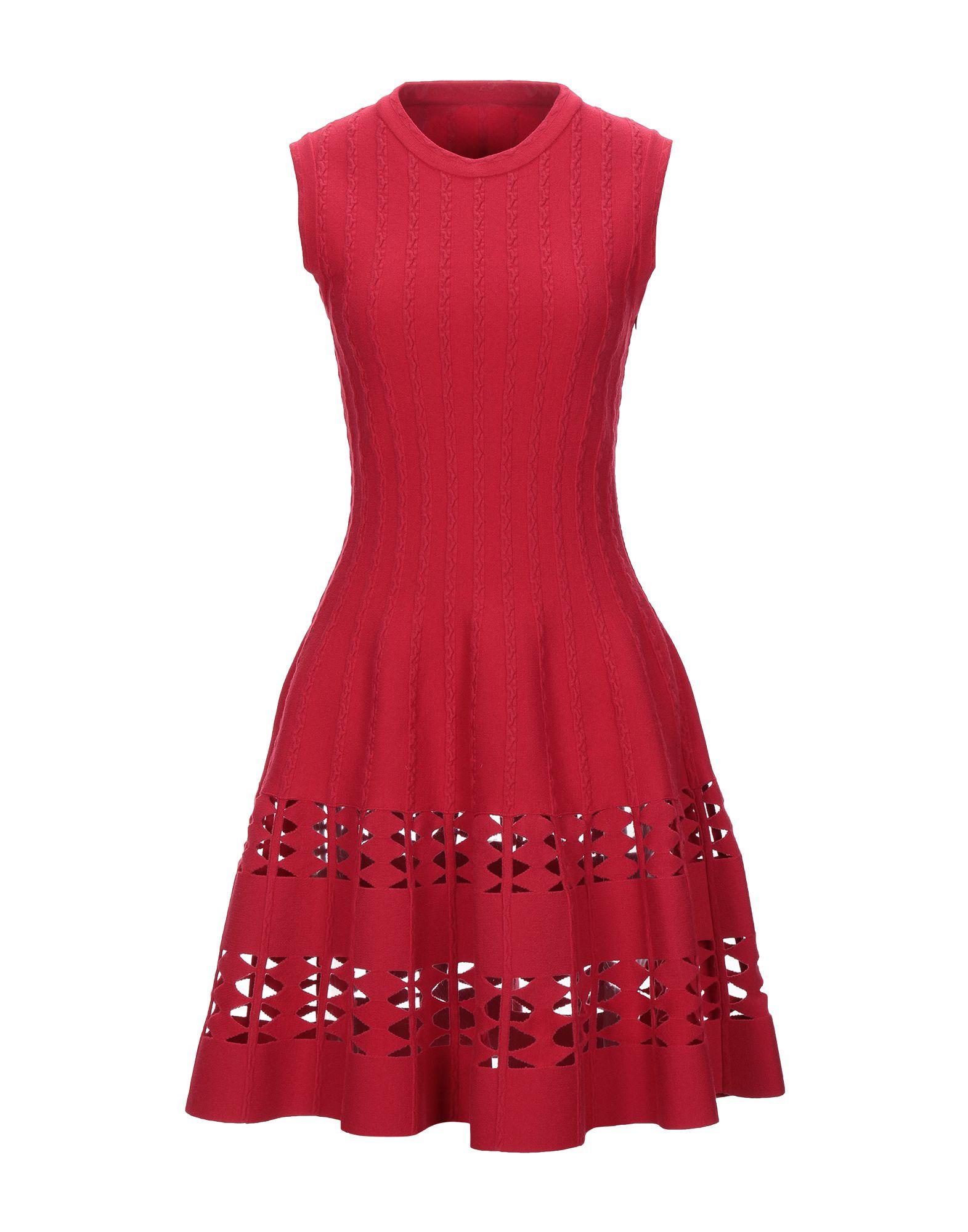ALAÏA Короткое платье alaïa туфли