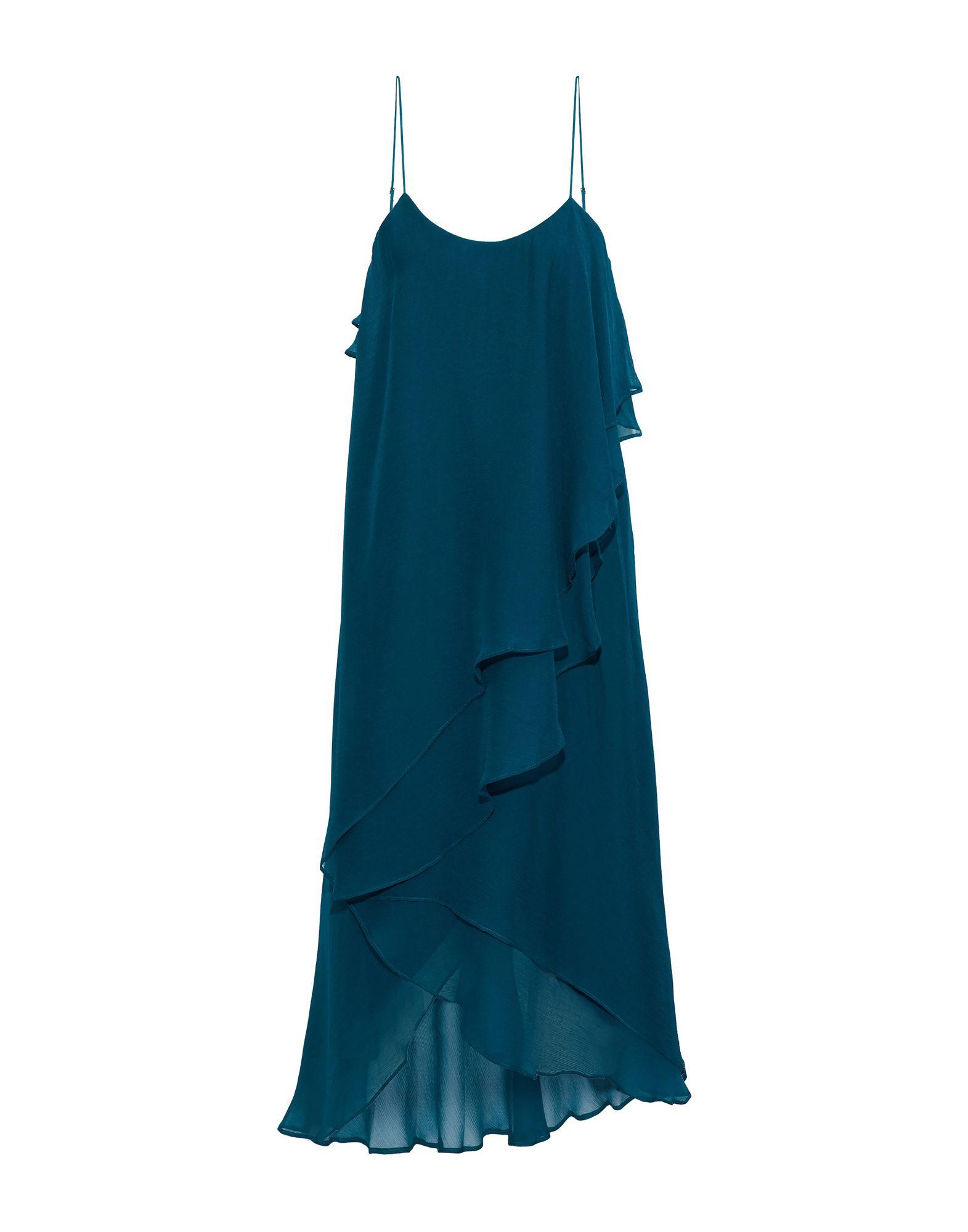 купить HAUTE HIPPIE Платье длиной 3/4 по цене 14850 рублей
