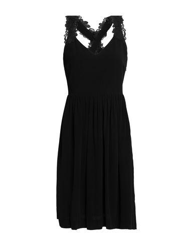 Фото - Платье до колена от CLAUDIE PIERLOT черного цвета