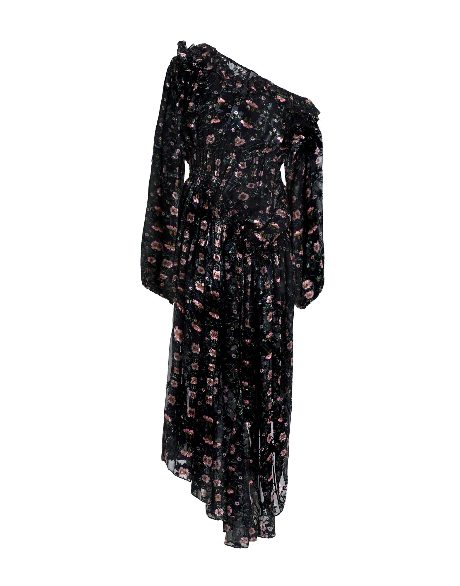 PREEN by THORNTON BREGAZZI Длинное платье брюки preen