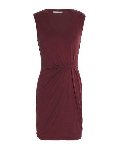 Фото - Женское короткое платье TART COLLECTIONS красно-коричневого цвета