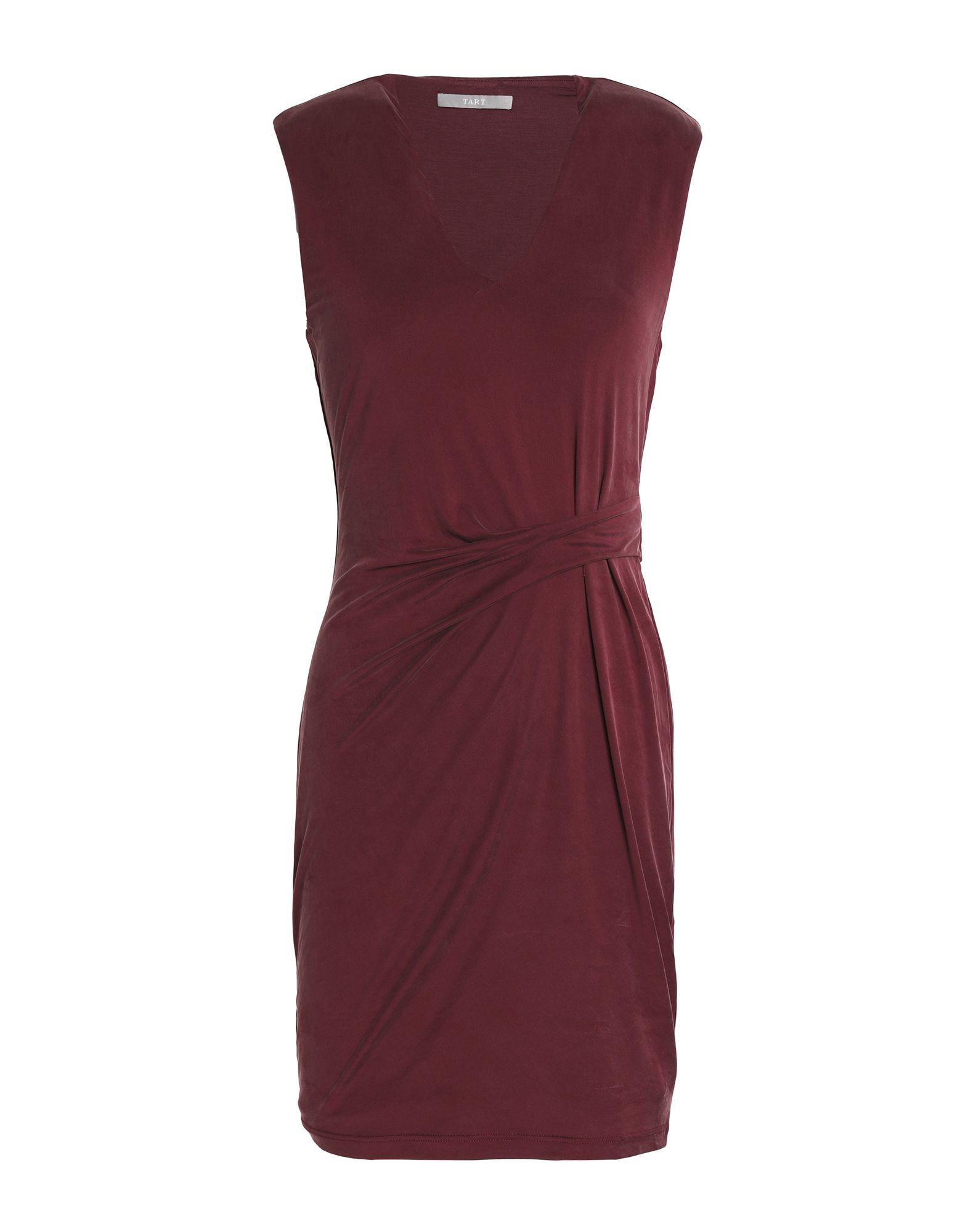 TART COLLECTIONS Короткое платье платье украшенное рюшей js collections