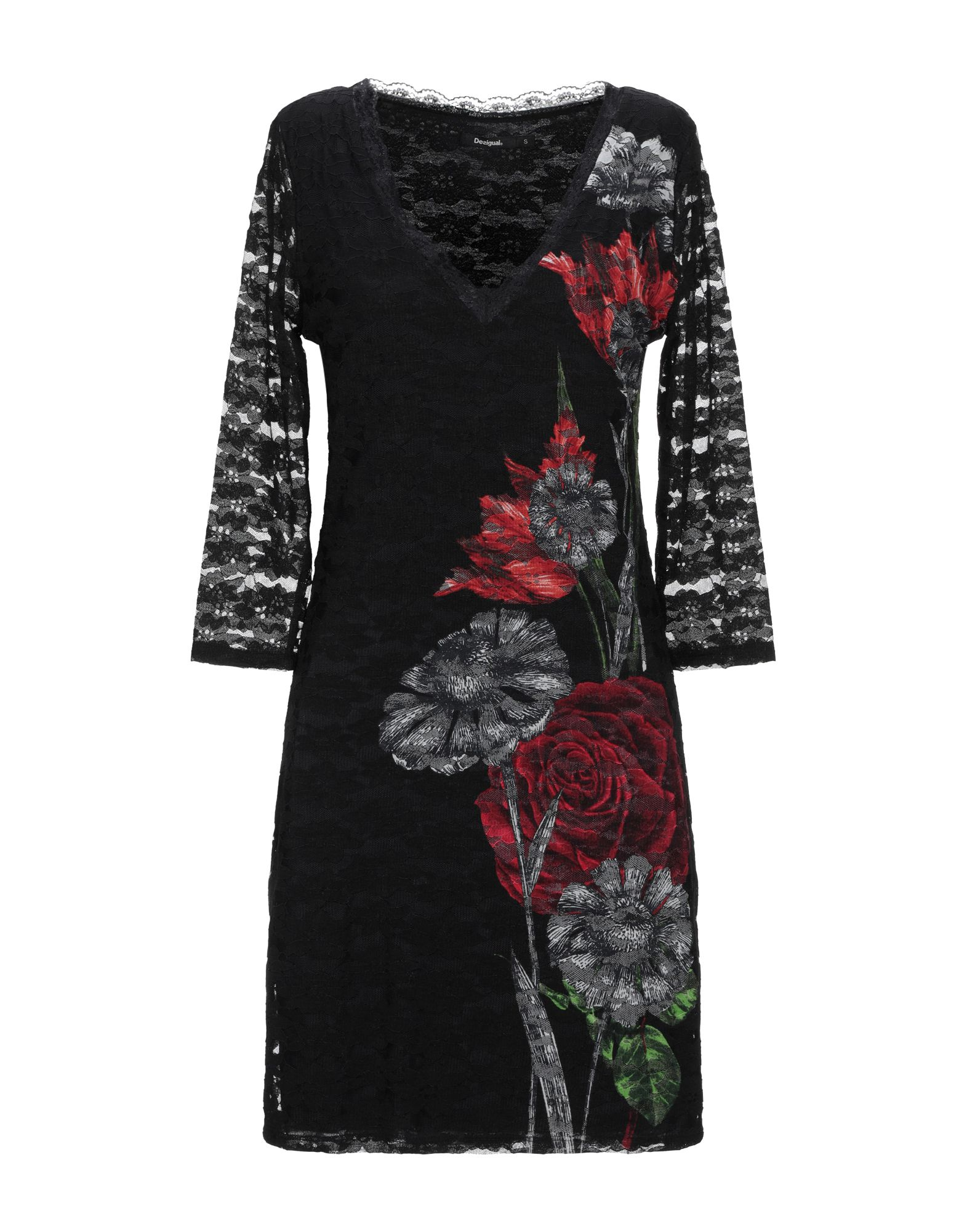 купить DESIGUAL Короткое платье по цене 5250 рублей