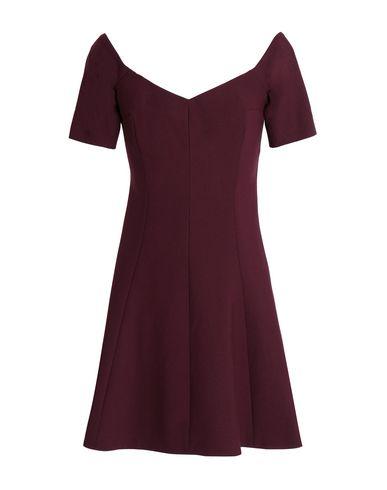 Фото - Женское короткое платье CINQ À SEPT цвет баклажанный