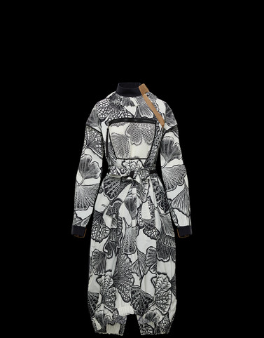 DRESS Multicoloured 2 Moncler 1952 Valextra Woman