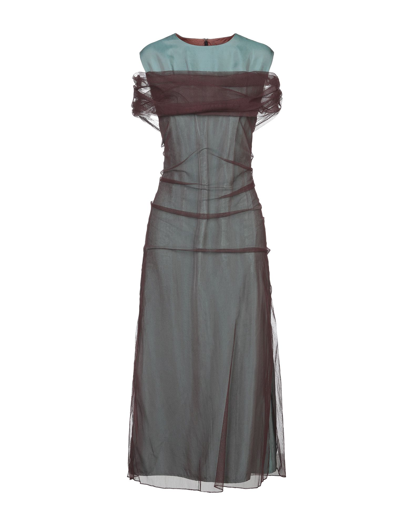 SIES MARJAN Длинное платье sies marjan короткое платье