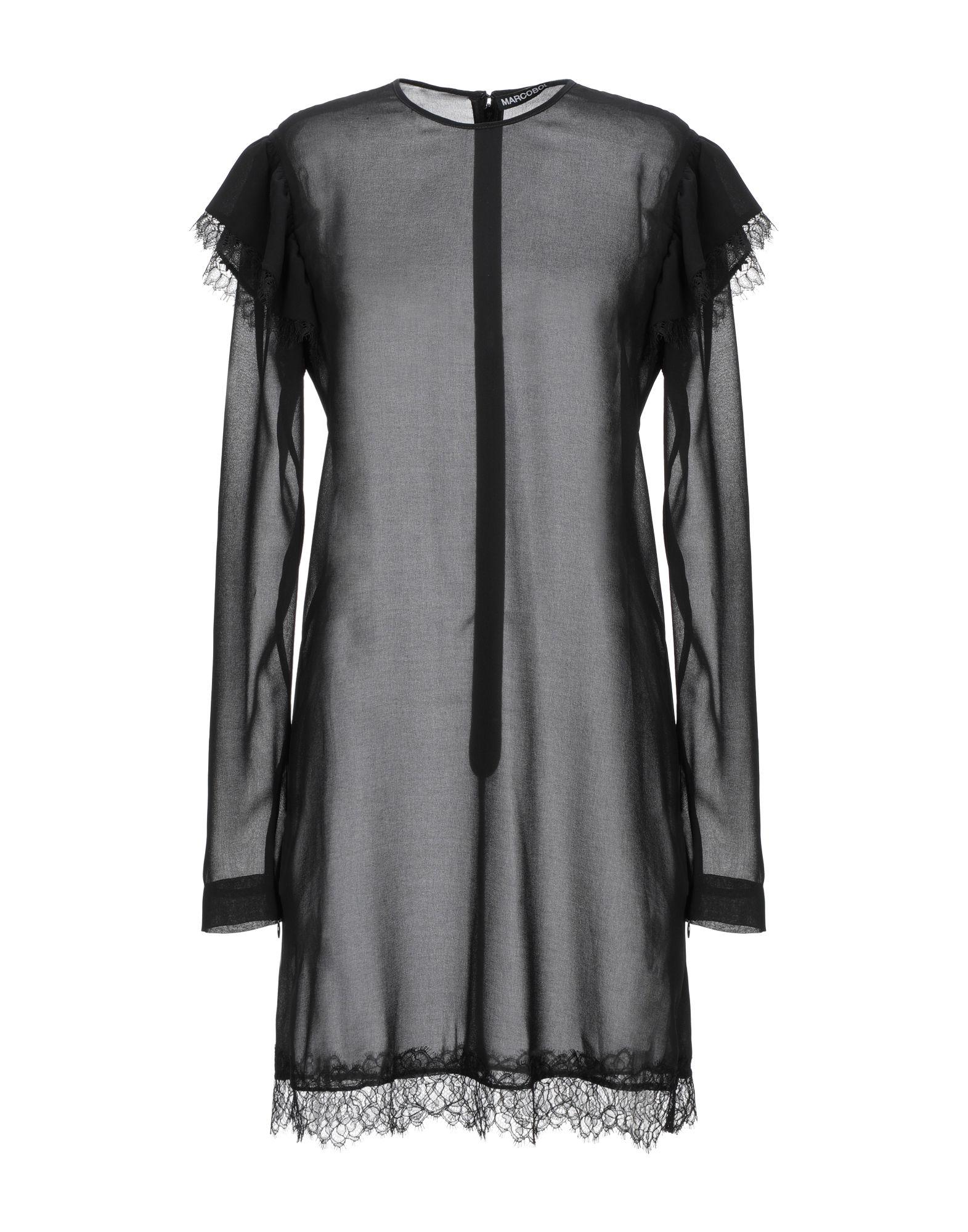 MARCO BOLOGNA Короткое платье