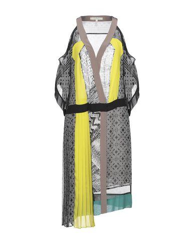 Купить Платье до колена от BCBGMAXAZRIA черного цвета