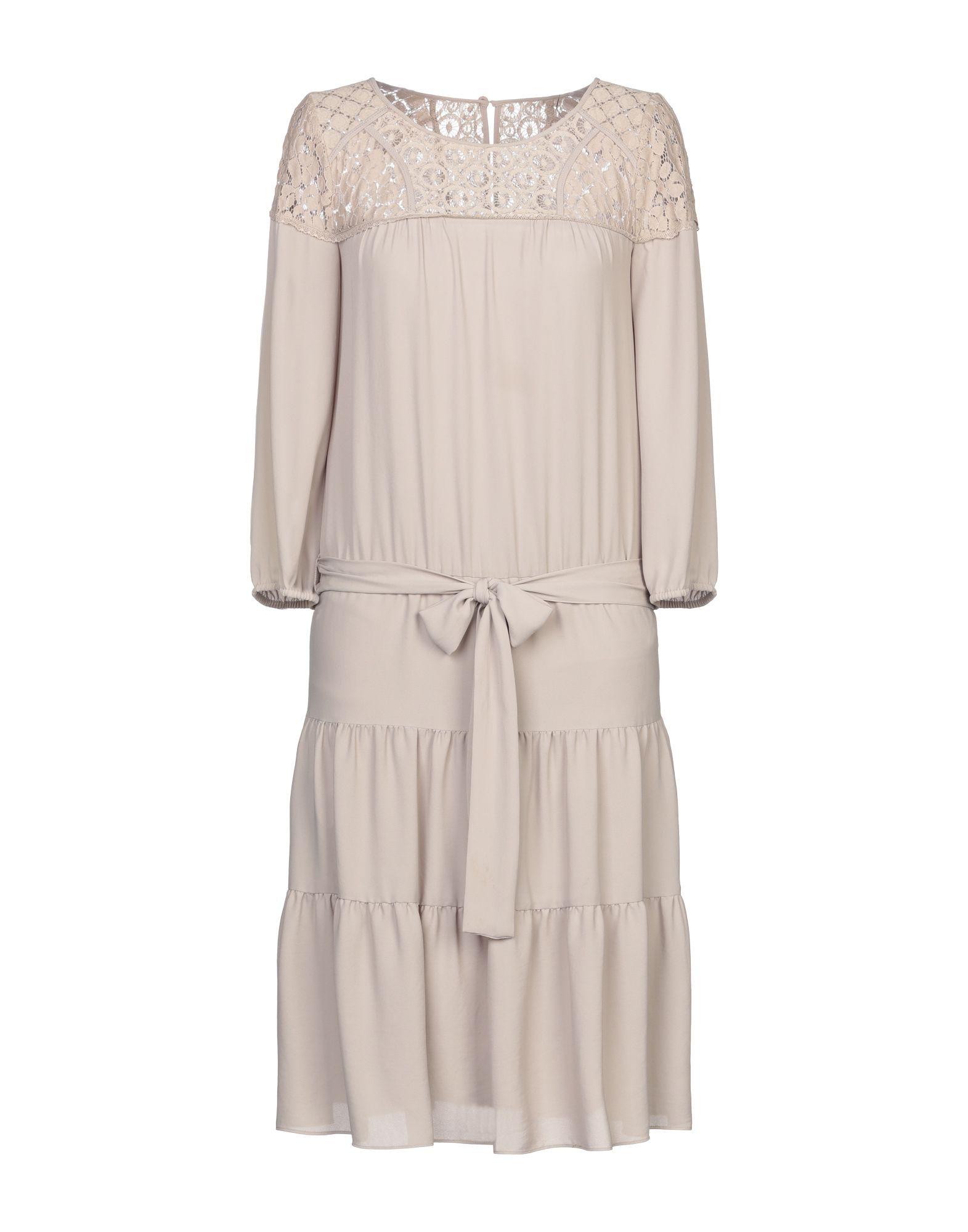 купить BCBGMAXAZRIA Платье до колена по цене 11350 рублей