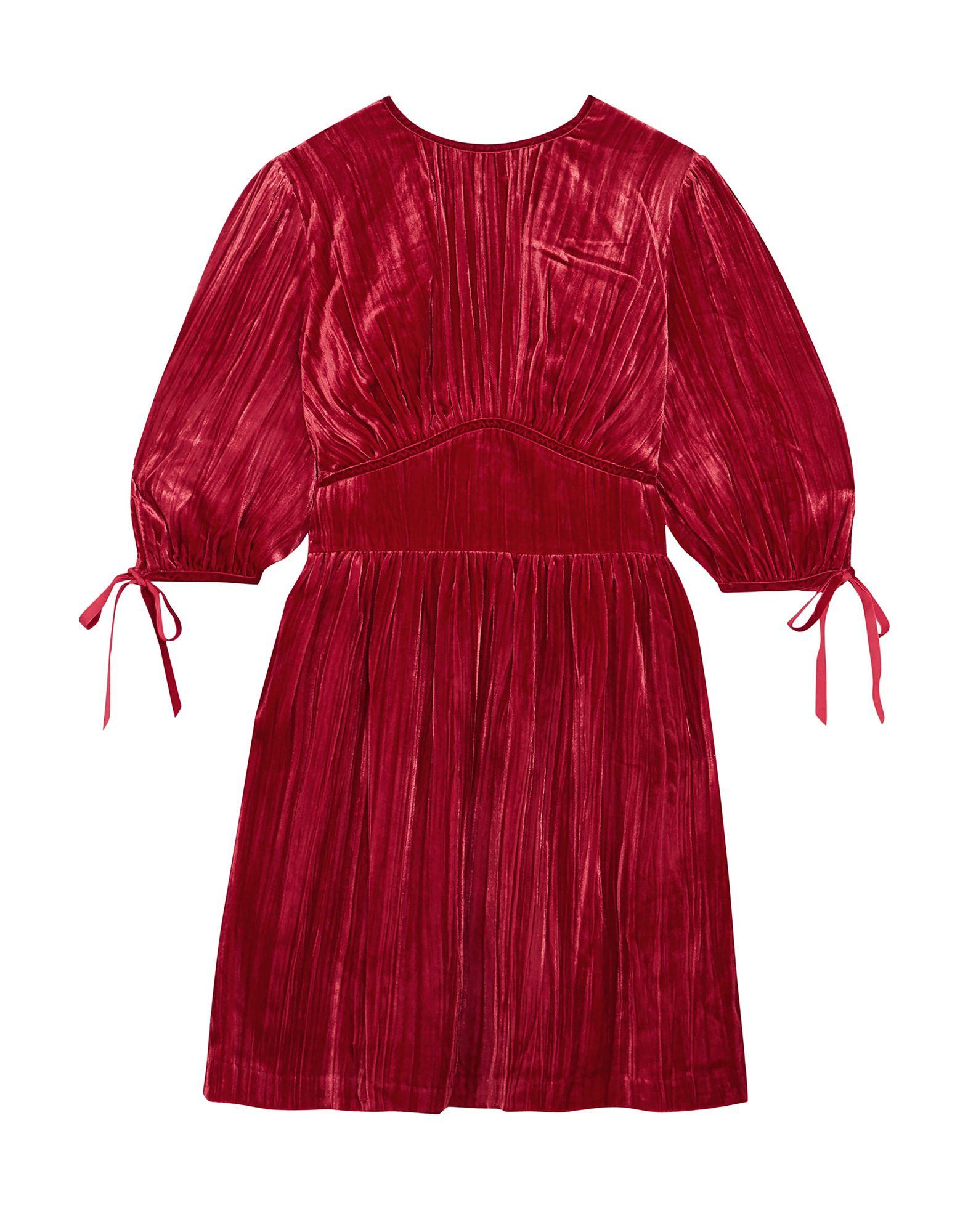 ALEXACHUNG Короткое платье