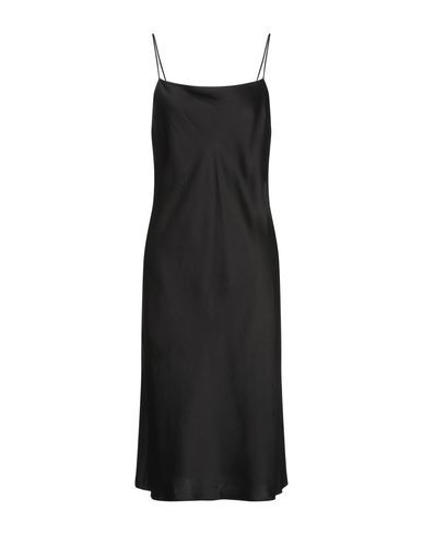 Купить Платье до колена черного цвета