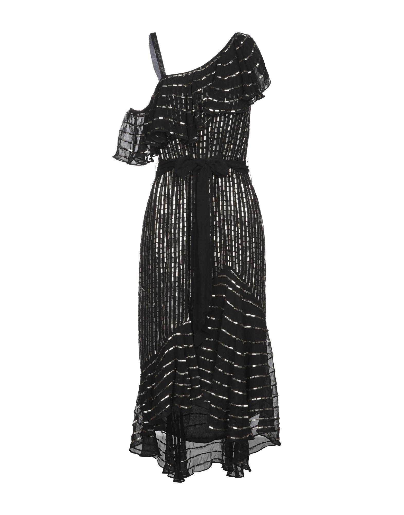 TEMPERLEY LONDON Платье длиной 34