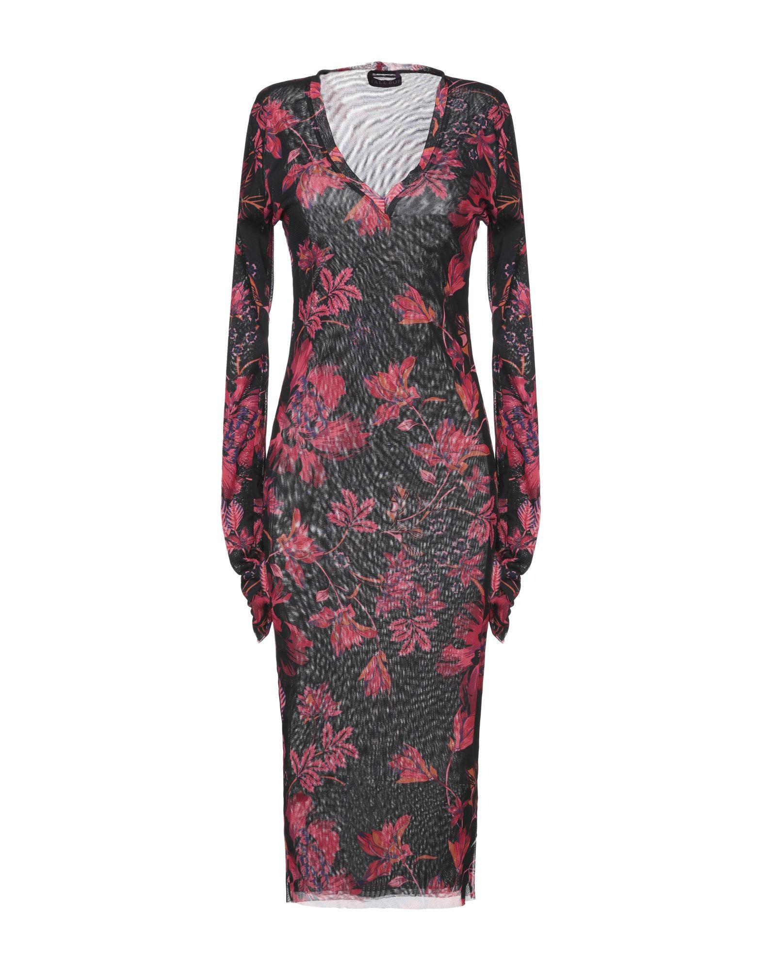 HALE BOB Платье длиной 3/4 платье hale bob черный 44 46 размер