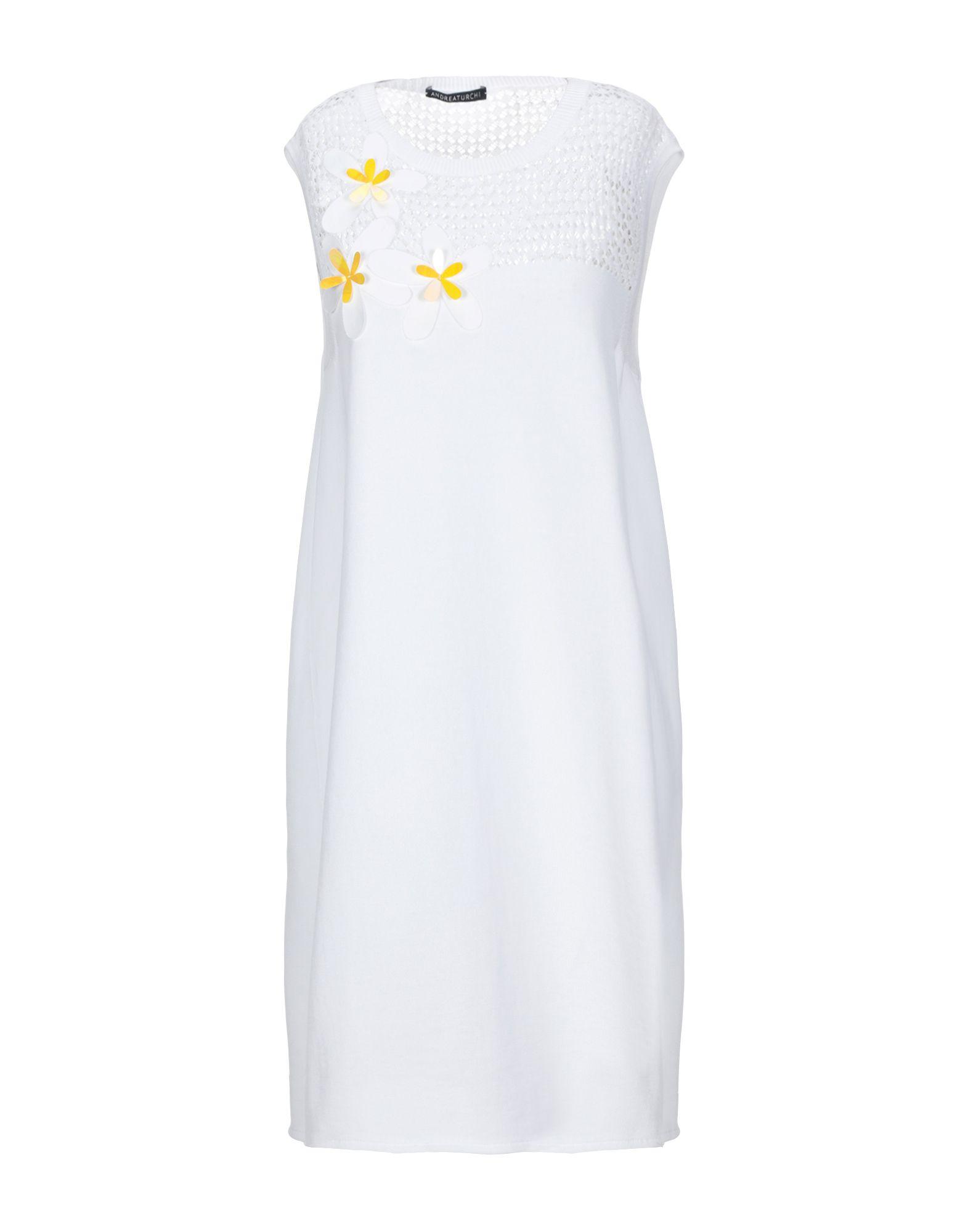 ANDREA TURCHI Короткое платье