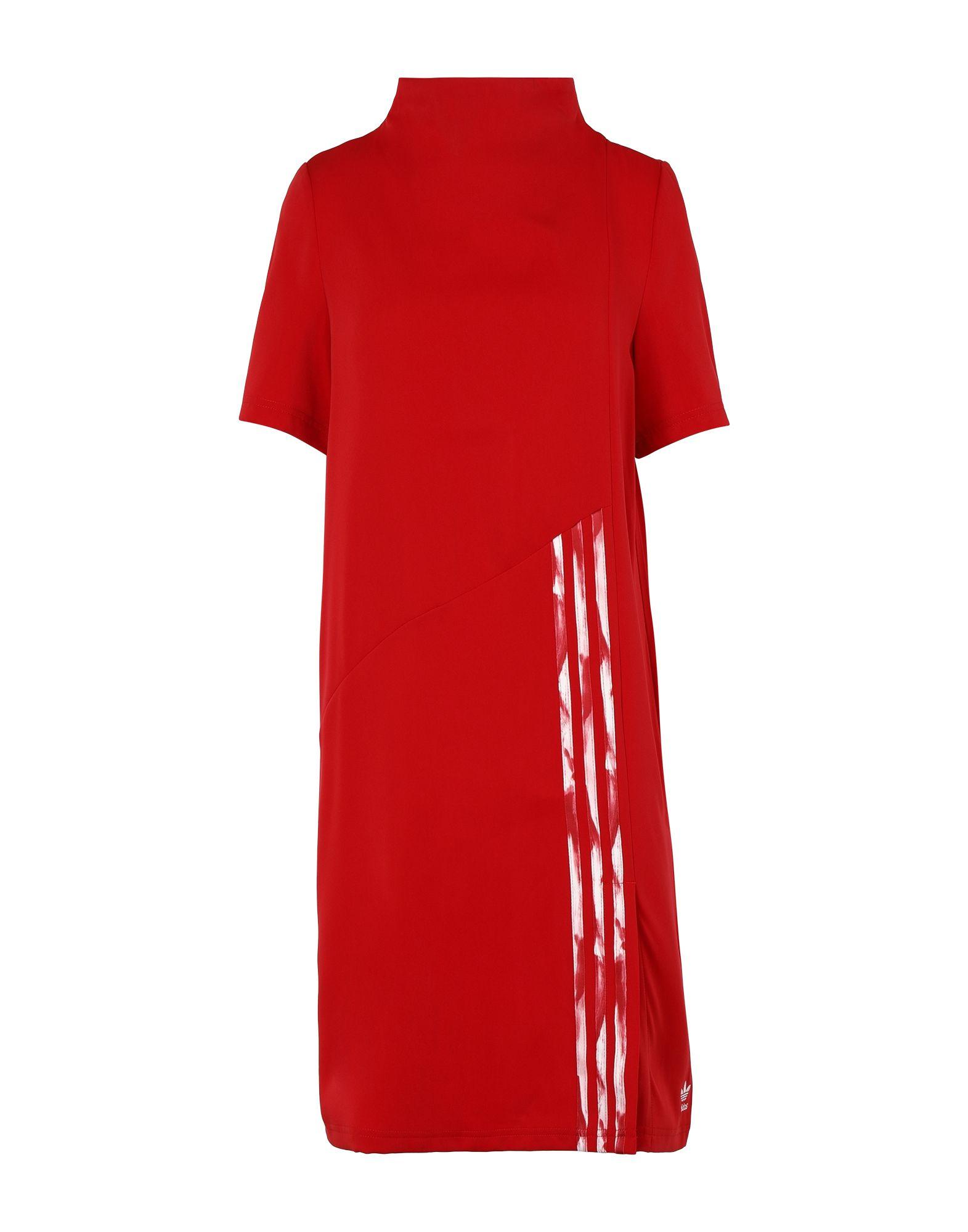 ADIDAS ORIGINALS by DANIËLLE CATHARI Платье до колена adidas originals by daniëlle cathari топ без рукавов