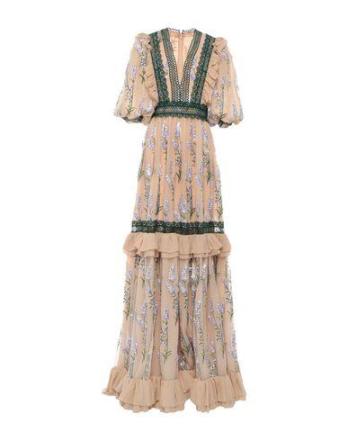 Длинное платье Costarellos