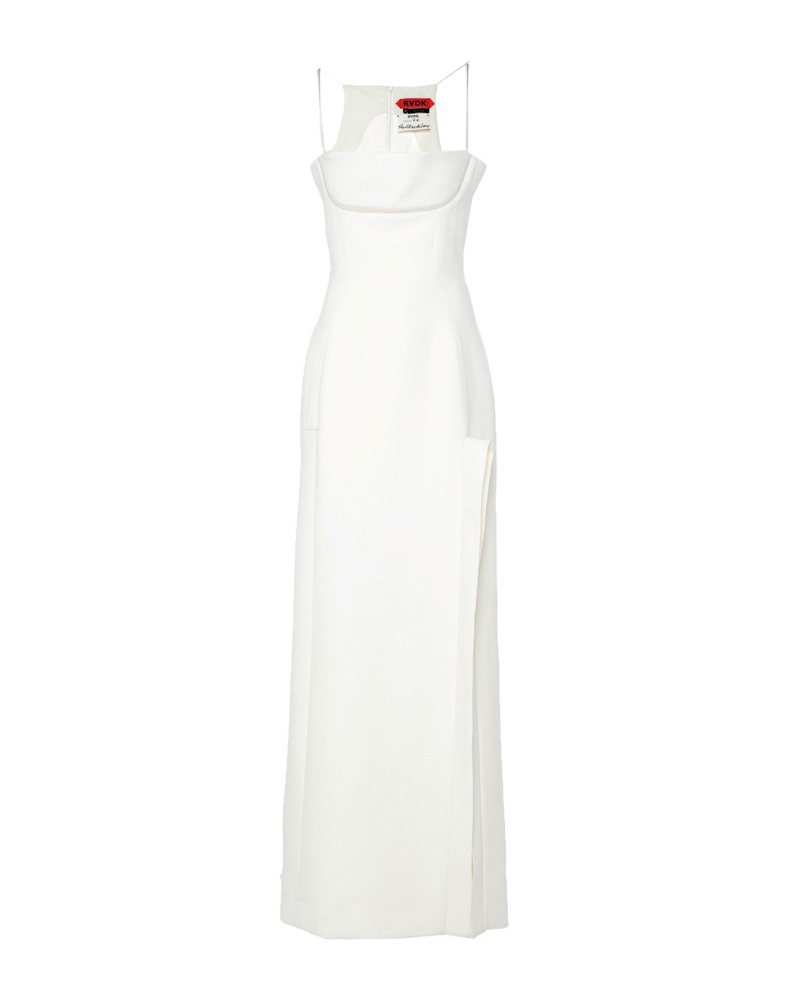 RONALD VAN DER KEMP Длинное платье