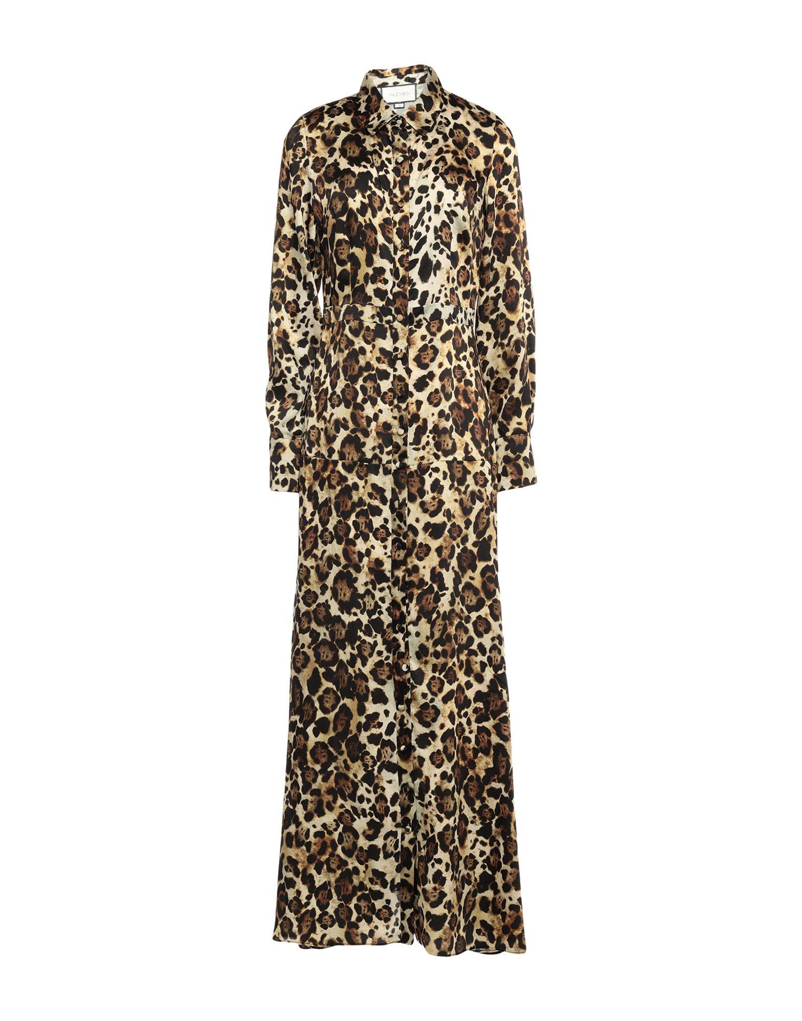 ALEXIS Платье длиной 3/4 alexis длинное платье