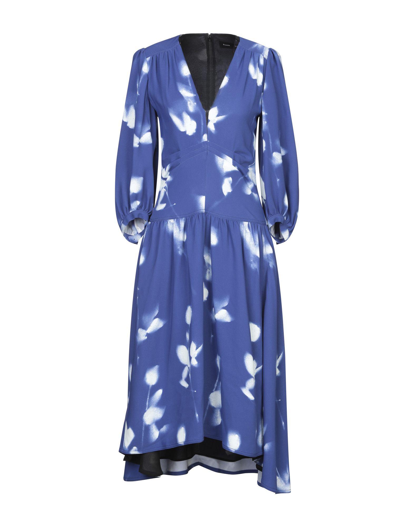 PROENZA SCHOULER Длинное платье