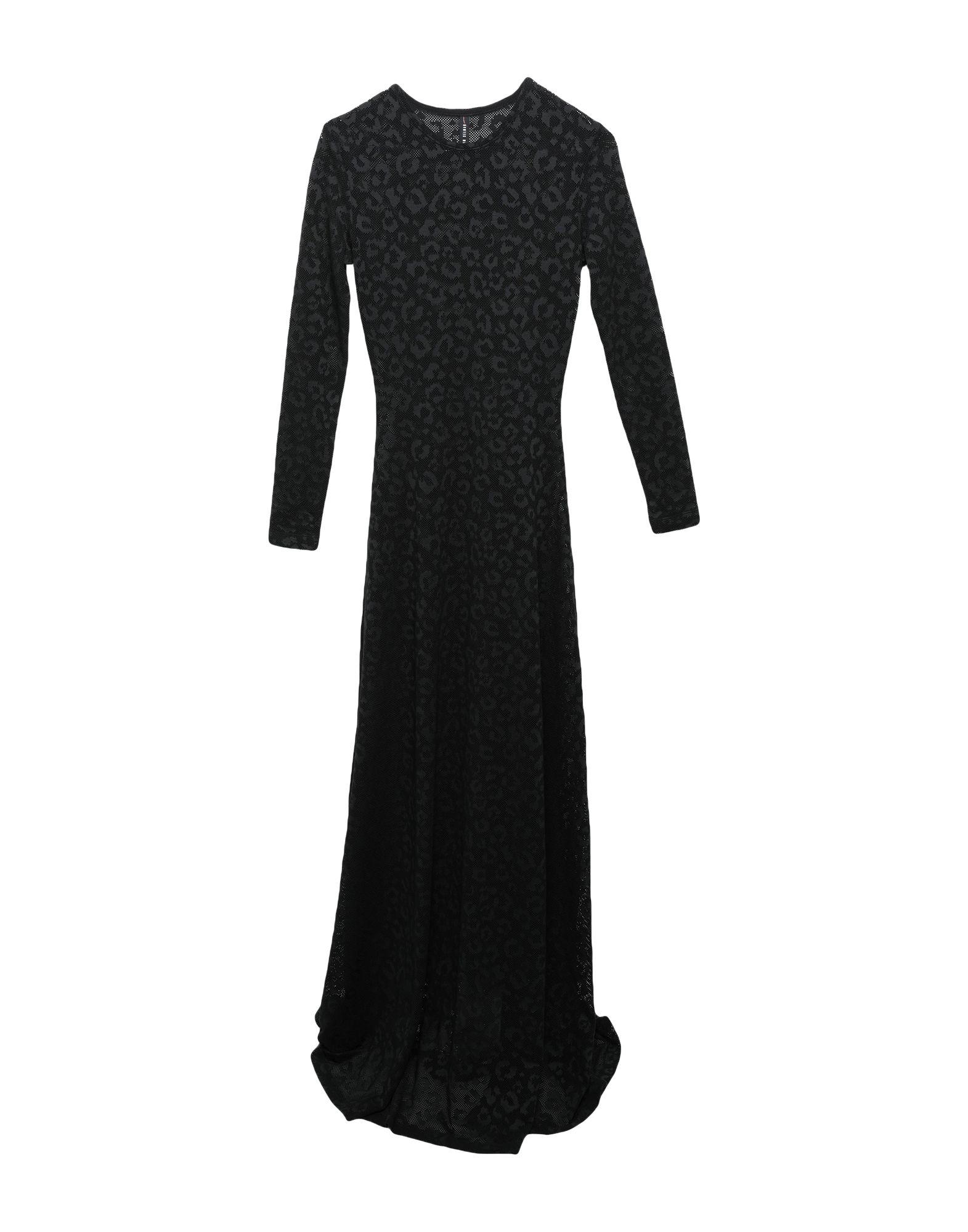 ADAM SELMAN SPORT Длинное платье