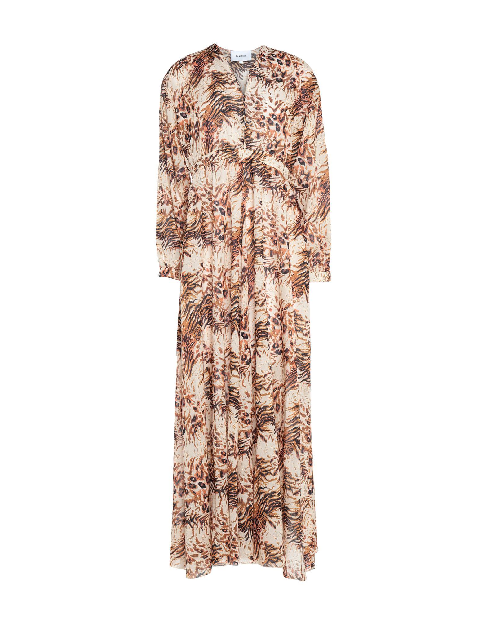 NANUSHKA Длинное платье