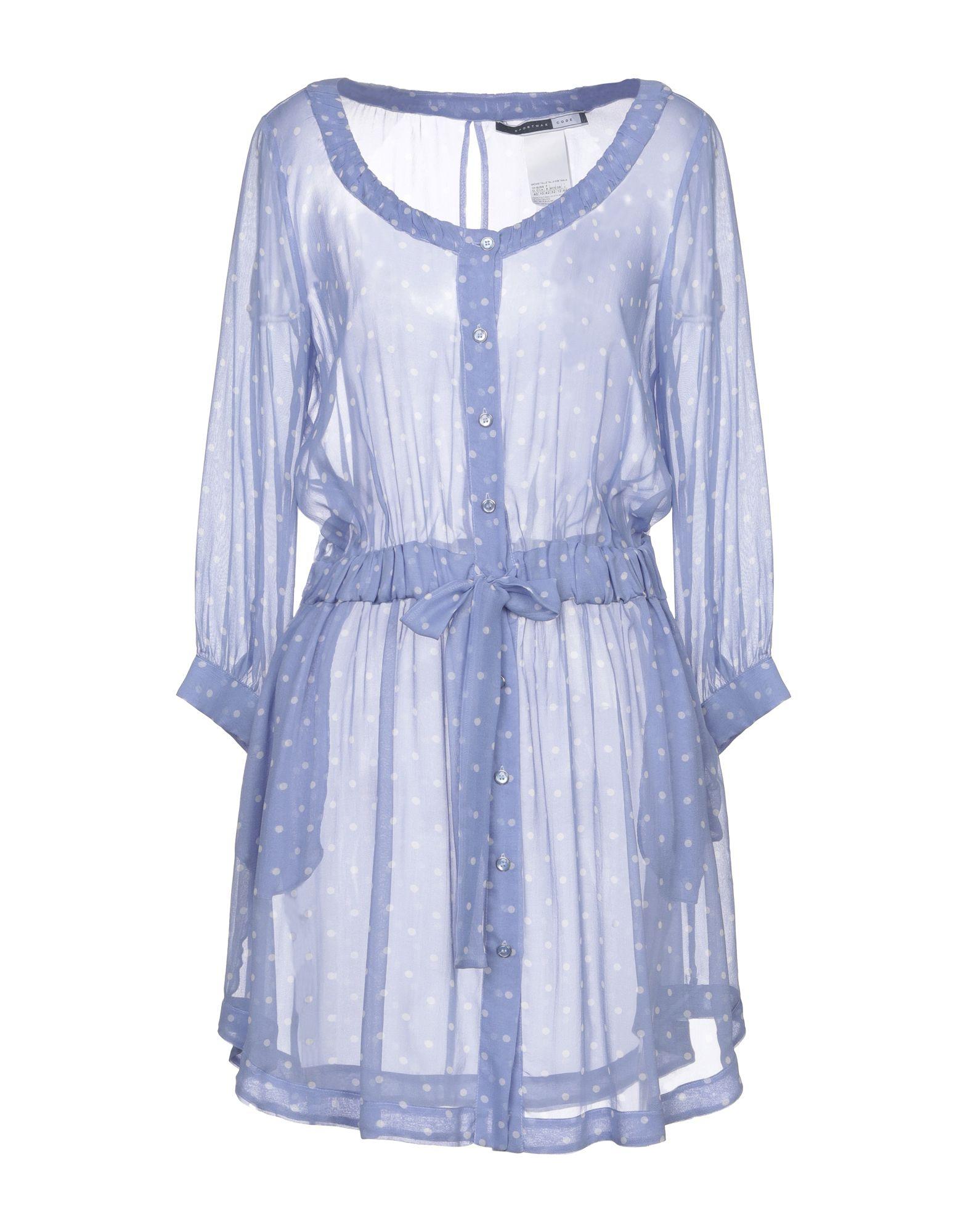 SPORTMAX CODE Короткое платье sportmax короткое платье
