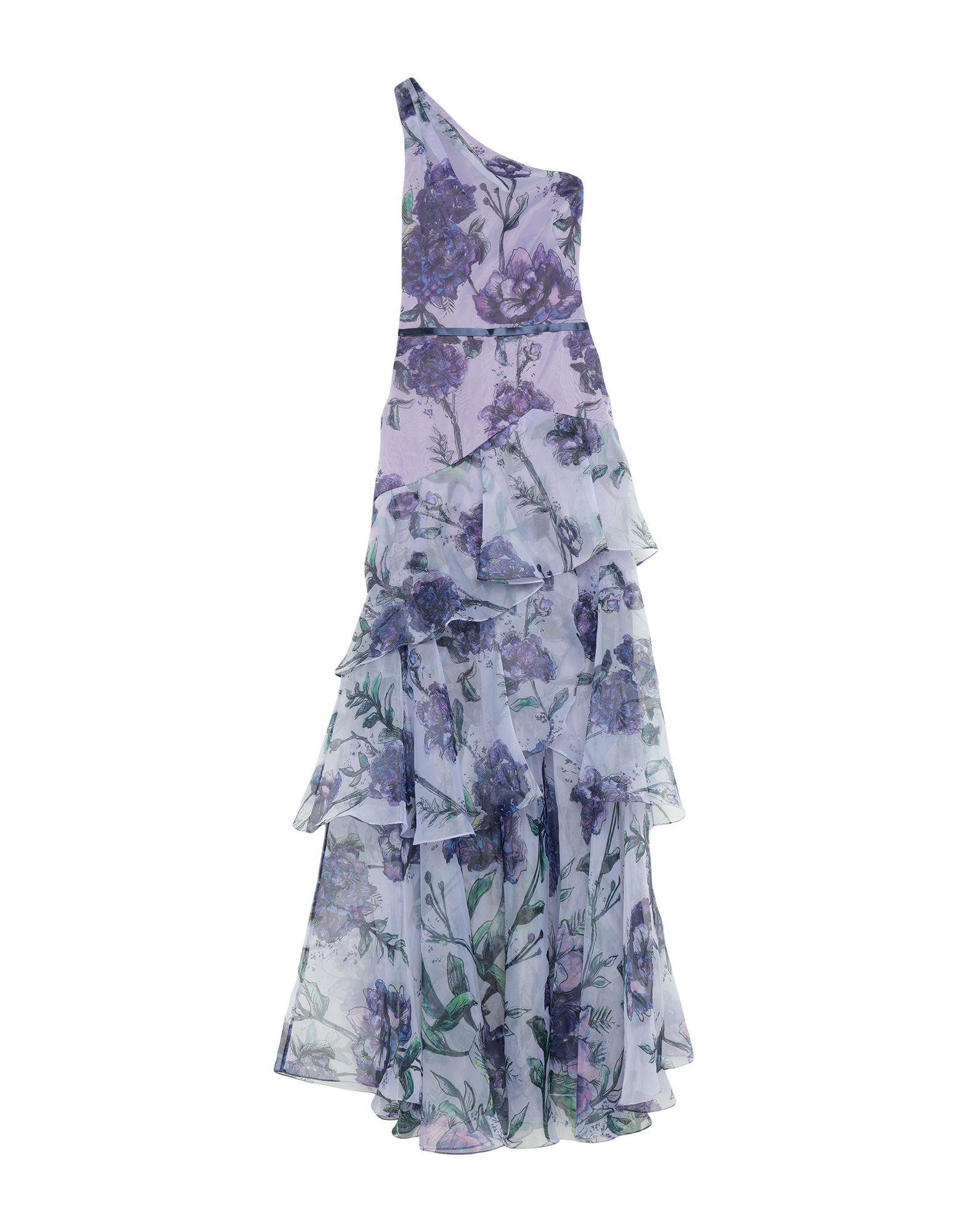 MARCHESA NOTTE Длинное платье