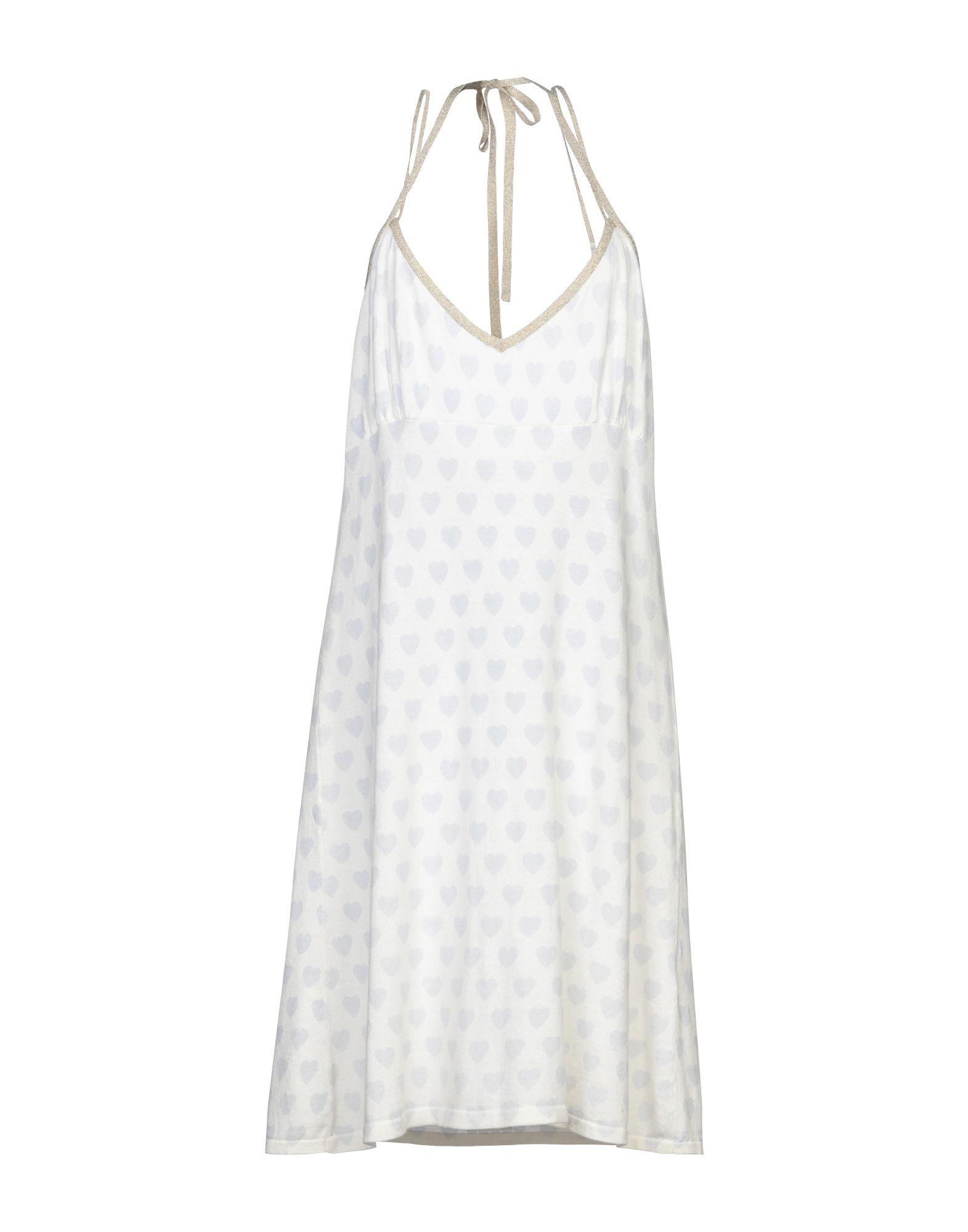 BEAYUKMUI Короткое платье футболка beayukmui