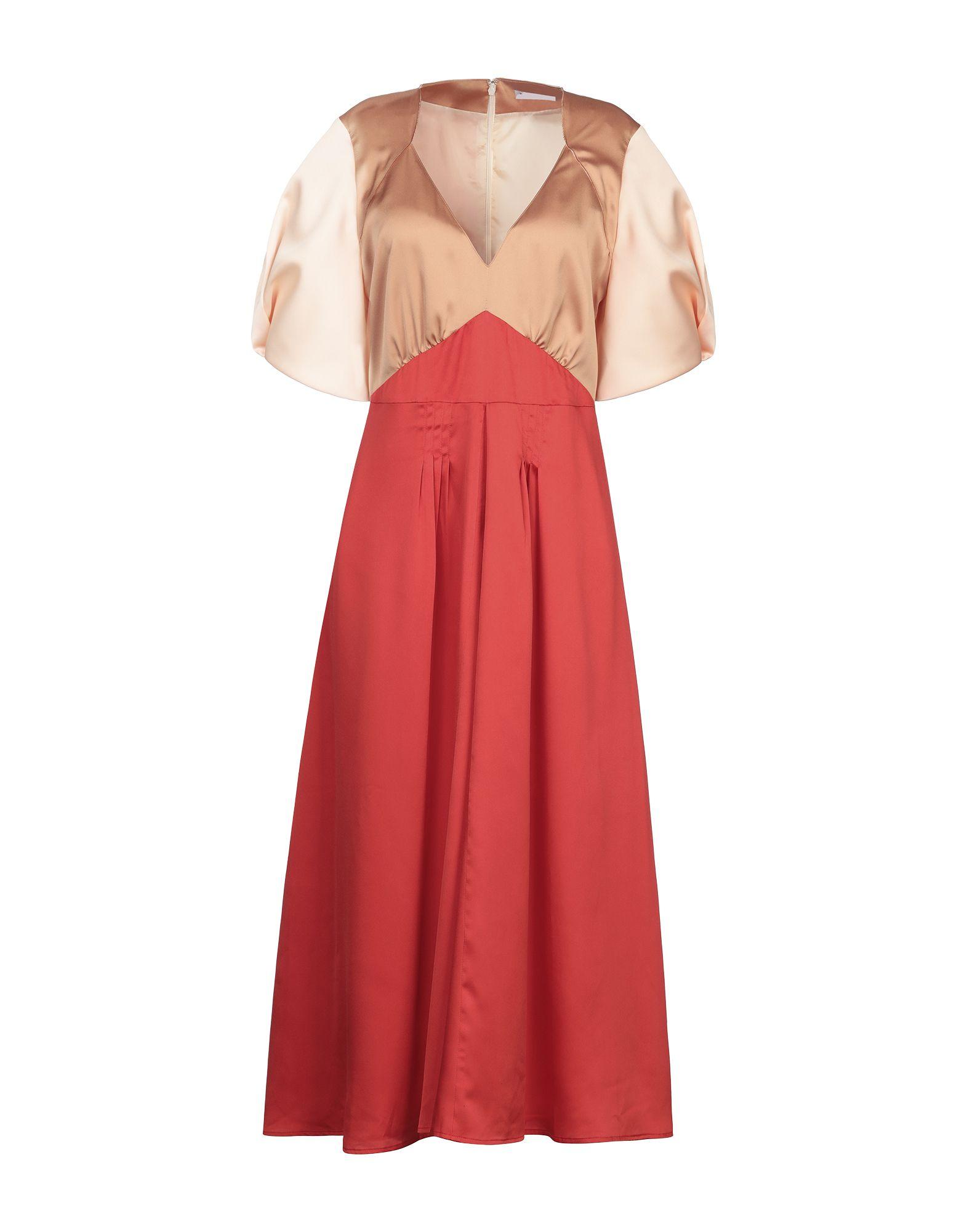 цены на REJINA PYO Платье длиной 3/4 в интернет-магазинах