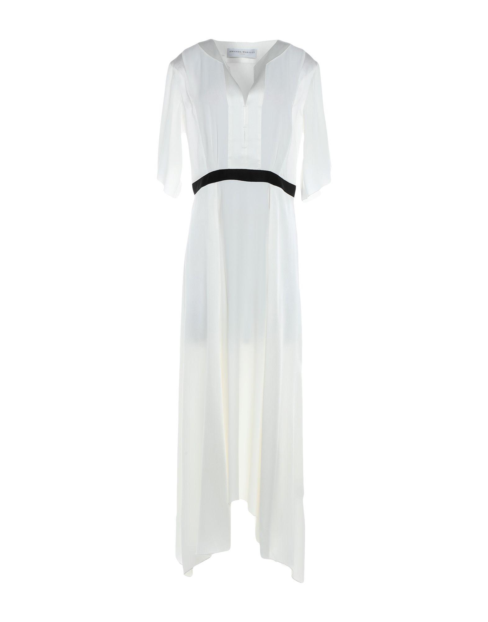 AMANDA WAKELEY Платье длиной 3/4 фото