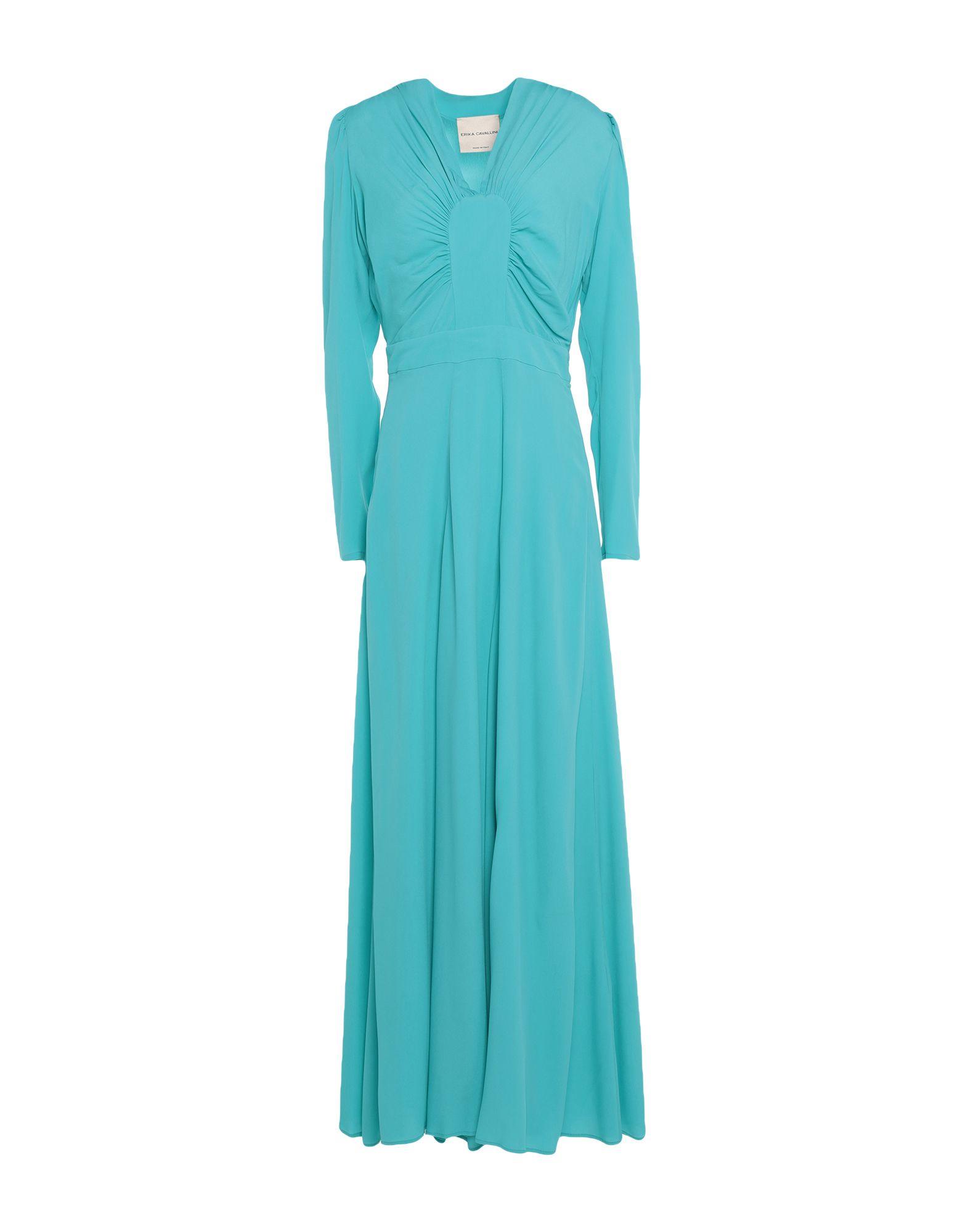 ERIKA CAVALLINI Длинное платье